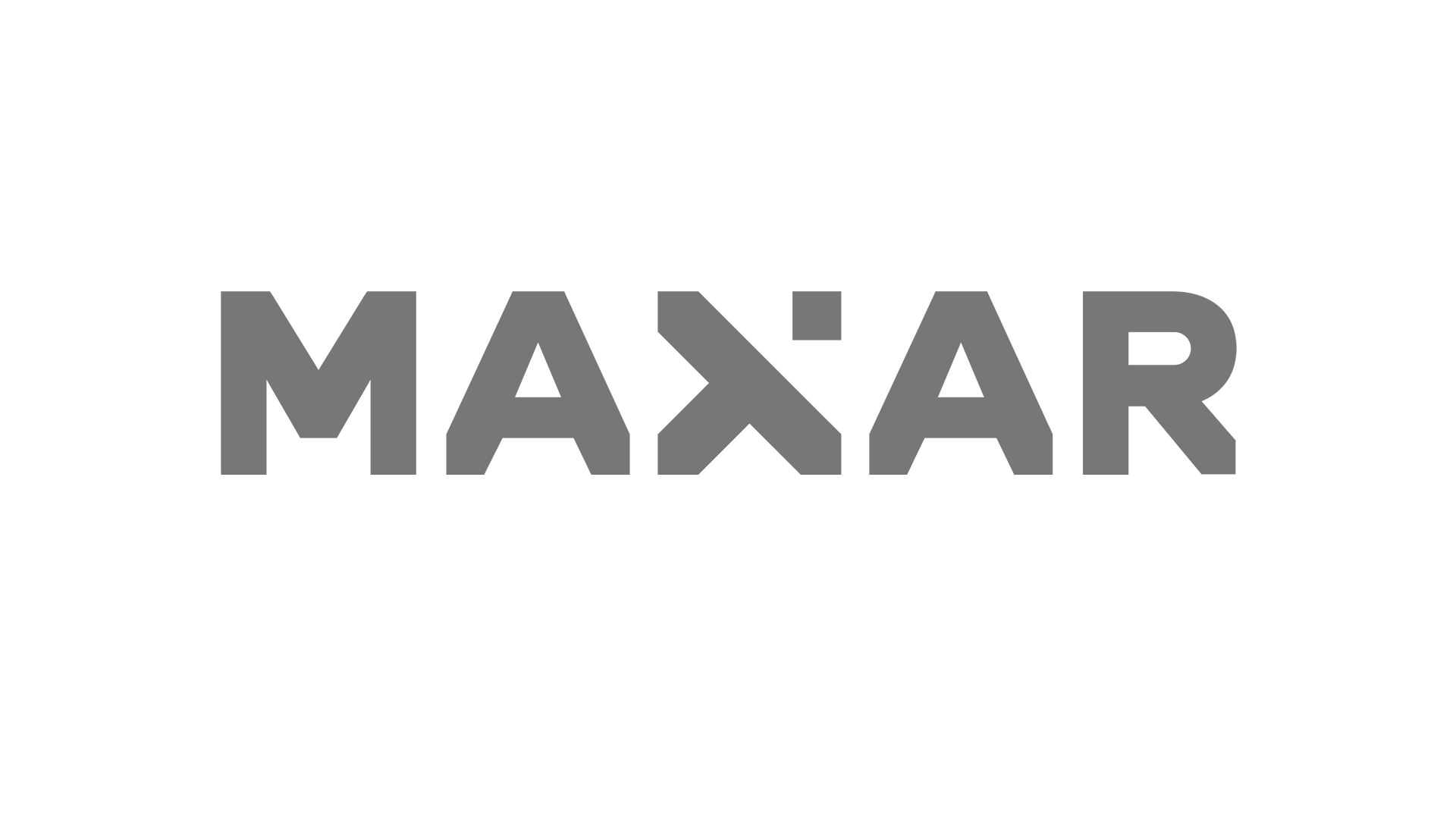 Maxar Technologies, formerly Digital Globe